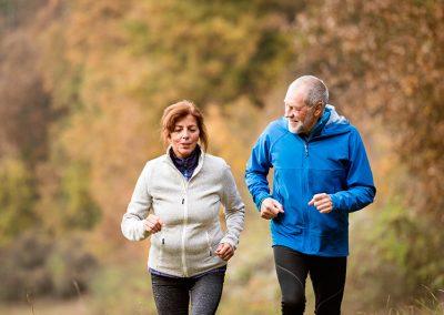 L'activité physique, essentielle à la capacité pulmonaire des personnes atteintes d'un daat